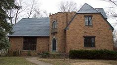 East Front St Perrysburg Ohio tudor Perrysburg Ohio, Toledo Ohio, Altars, Interesting Stuff, Tudor, Shed, Outdoor Structures, House Design, Architecture