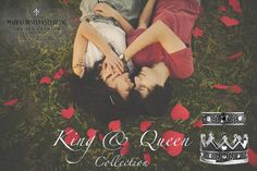 Anelli KING & QUEEN Scopri la collezione dell'Amore: http://shop.mariacristinasterling.it/categoria-prodotto/king__queen/
