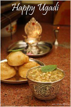 Happy Ugadi - Chedhu Pachadi & Sukhi