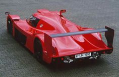 Road version of Toyota GT1