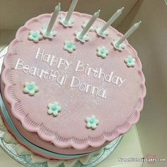 I have written beautiful donna Name on Cakes and Wishes on this birthday wish and it is amazing friends, hope you will like it. Visit this website and write your own name.