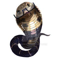 Taiwan Viper: Cobra by Silce-Wolf