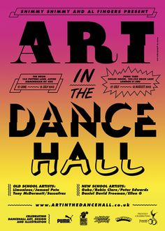 Creative Review - Exhibition: Art in the Dancehall
