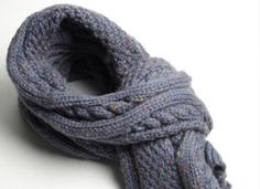 Image from http://www.mensscarves.net/wp-content/uploads/2009/10/Knitted_Scarves.jpg.