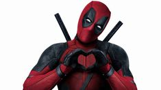 Spread the love, #deadpool #crazy #marvel #guyinred #ninja #chimichangas #mercwithamouth
