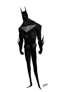Batman Beyond by The Agents of Redesign