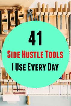 These are the best tools and resources I use on a daily basis to help manage my online business.