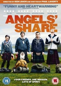 The Angels' Share (2012): A Whiskey lover's delight!
