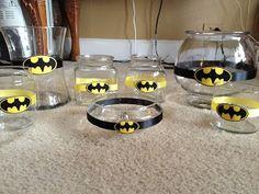 Daffodil Daydreamz: Batman Birthday Party: Candy Buffett