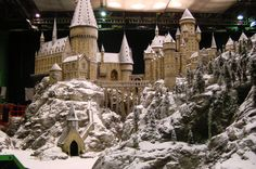 Hogwarts Castle Blueprints | Behind the Lens: Cinesite's magic touch with Harry Potter and the ...