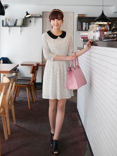 New #k-pop #dress #fashion www.koreanfashionista.com