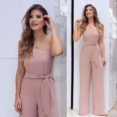 Romper Jumpsuit Clubwear Bodycon Women Playsuit Trousers Party Pants Ladies Sleeveless Short Casual Hot Bodysuit Long Us Womens Sleeve Slim. Jumpsuits For Women, Rompers Women, Wedding Trouser Suits, Chic Outfits, Fashion Outfits, Leotard Tops, Latest Outfits, Mode Inspiration, Fashion Clothes