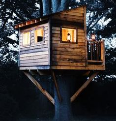 5 tips to building a treehouse