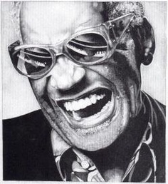Ray Charles one of my favorite photos