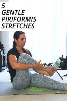 Yoga For Sciatica, Sciatica Stretches, Posture Exercises, Iliotibial Band Syndrome, Piriformis Syndrome, Muscle Pain Relief, Everyday Workout, Sciatic Nerve, Nerve Pain
