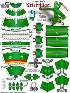 Triebflugel X-Plane v.2