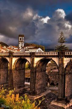 Ribeira Grande, São Miguel Island , Azores, PORTUGAL