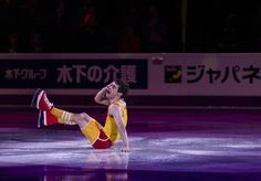 Javier Fernandez(Spain) : World Figure Skating Championships 2013 in London(CANADA)