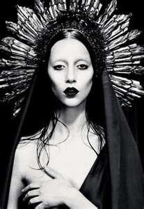 Lady Gaga as Mary Magdalene
