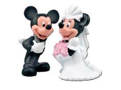 Brautpaar Minnie und Mickey Mouse: Amazon.de: Küche & Haushalt