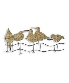 Flock of Birds Wall Décor #zulily #zulilyfinds