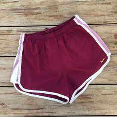 Nike Running Shorts Excellent condition. Worn once. No stains or rips. Ships Immediately! Nike Shorts