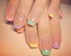 Nails that I will one day get done