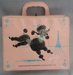 Vintage Vinyl Lunchbox-By Aladdin