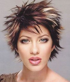 Very Short Funky Hairstyles | 2011 Short Funky Hairstyles Photos 3