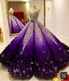 The Amazing Purple Party Dress For Ladies - Fashion dresses -