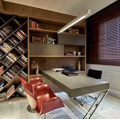 Home Office Design Ideas From The New Work Project – Luxury Office Designs Office Workspace, Office Table, Home Office Decor, Office Furniture, Home Decor, Office Ideas, Furniture Plans, Kids Furniture, Office Interior Design