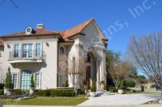 Villa Visola House Plan Exterior View