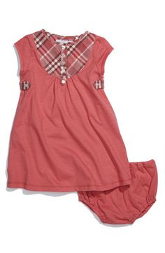 Burberry Knit Dress for Infants...so sweet