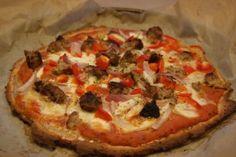 Holy Grail Paleo Pizza Crust