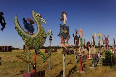 roadside folk art