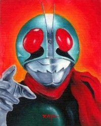 Mask Rider! by Riandy Karuiawan