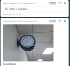The 30 Most Perfectly Timed Tumblr Posts: These are hilarious. Also, be warned, if you're afraid of creatures that are like Bruce from Finding Nemo, number 29 has one.