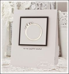 Image result for stampin up engagement card ideas
