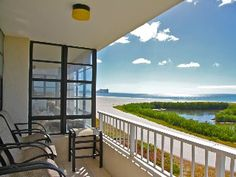 Stunning panoramic views of Tigertail Beach, the perfect getaway in Marco Island Florida!
