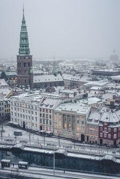 Winter time in Denmark.Beautiful Copenhagenhttp://www.facebook.com/beautifulcopenhagen