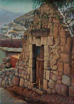 'Colonial Door'