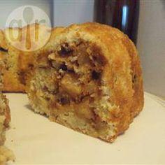 Gâteau aux pommes tout simple @ qc.allrecipes.ca