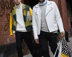Image result for mens outerwear inspired street style