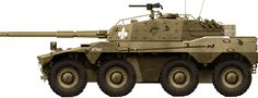 """South Africa Armored Car - 242 built """"Rooikat"""" - The African Caracal The Rooikat Army Vehicles, Armored Vehicles, Armored Car, Military Weapons, Military Art, South African Air Force, Military Drawings, Spaceship Concept, Defence Force"""