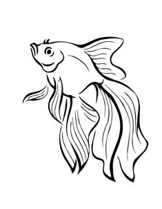 Realistic Fish Coloring Page Realistic Fish Coloring Page. Realistic Fish Coloring Page. Coloring Pages Realistic Fish Coloring Pages Realistic in fish coloring page realistic fish coloring pages fish coloring page fish Owl Coloring Pages, Free Printable Coloring Pages, Templates Printable Free, Coloring Sheets, Coloring Books, Cool Fish Tank Decorations, Rainbow Fish Coloring Page, Koi Fish Colors, Fish Outline