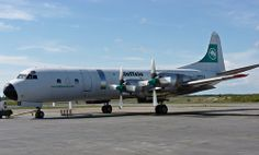 Buffalo Airways, L-188 Electra Freighter