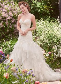 7558afd1a105 Maggie Bridal by Maggie Sottero Millicent-7RN312 Rebecca Ingram The Wedding  Bell