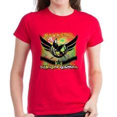 Mockingjay Spring Tee - Hunger Games Gift Ideas (CafePress.com)