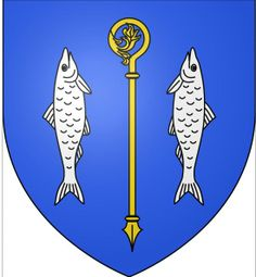 Coat of arms of Cassis (Bouches-du-Rhône, Fran. Family Shield, City Logo, Family Crest, Coat Of Arms, Letters, Logos, Genealogy, City, Crests