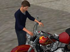 How to Wash a Motorcycle -- via wikiHow.com